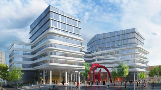 Ezek a hipermodern épületek hozzák el Budapest jövőjét