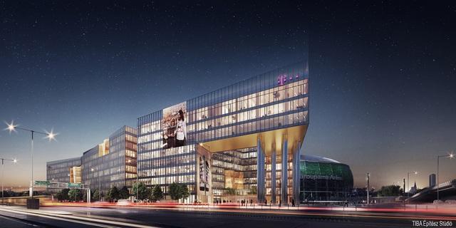 Így fog kinézni Budapest legnagyobb építészeti dobása