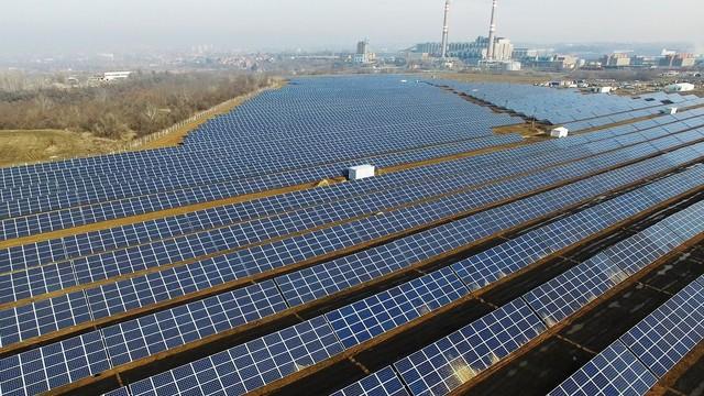 Magyarország legnagyobb naperőműve épülhet meg Százhalombattán