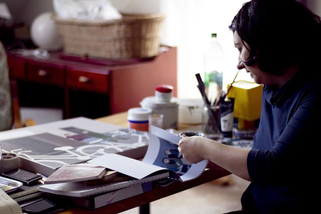 Ismerj meg fiatal kortárs művészeket - Bereczki Kata