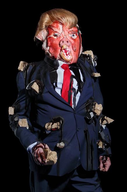Íme a művészek és a műtárgypiac reakciója a Trump-jelenségre