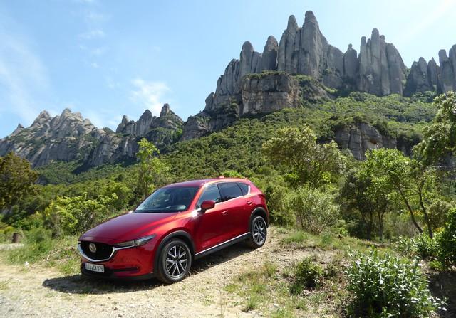 Csendes társra vágysz? Akkor neked való az új Mazda CX-5!