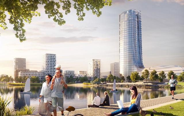 Budapestből zöld oázis - Tényleg ez a jövő?