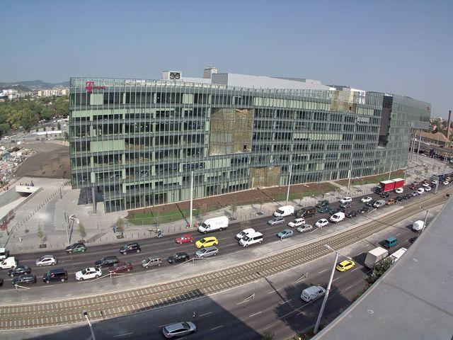 Határidőre elkészült a Telekom új székháza