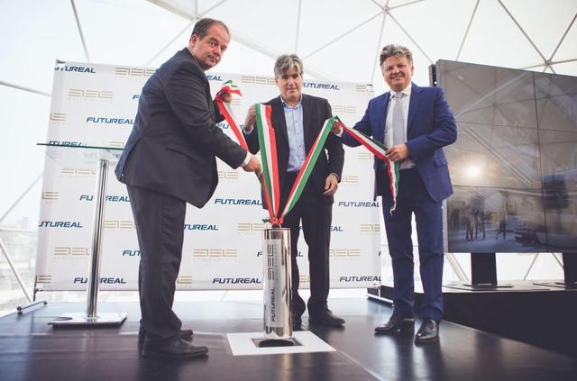 Hivatalosan is elindult a legújabb budapesti pláza építése (képek)