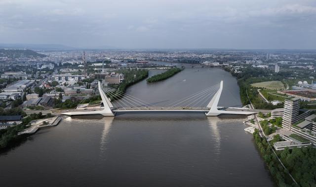 Vallatószékbe ültettük az új Galvani híd holland sztárépítészét