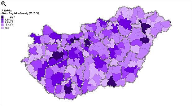 Gondolkoztál már azon, milyen gyakran cserél gazdát egy lakás Magyarországon?