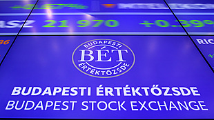 Budapest Stock Exchange brokerage rankings rearranged
