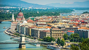 Morgan Stanley reveals why Budapest is an ideal location