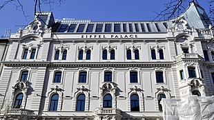 Hungary cenbank makes HUF 2.5 bn on a single property sale