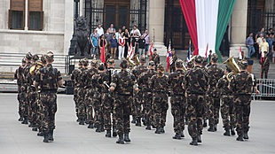 Hungary defence spending extemely low in EU terms