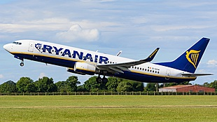 Ryanair to ground 600 fligths next week in its biggest-ever strike