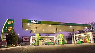 Hungary Mol advances the most in key energy company rankings