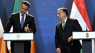 Hungarian PM Orbán finds new comrade in taxation battle