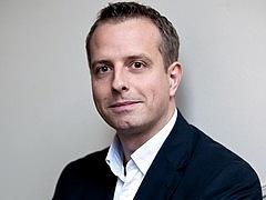 Starcz Ákos, a Shopline Nyrt. elnök-vezérigazgatója