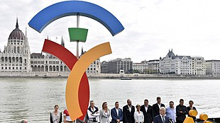 Budapest to drop bid to host 2024 Olympic Games