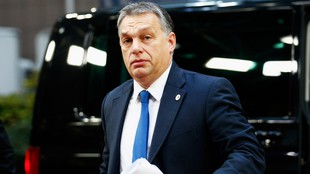 Hungary is being overrun so EU funds provide little comfort - PM Orb�n
