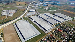 Prologis buys gigantic property in the outskirts of Budapest