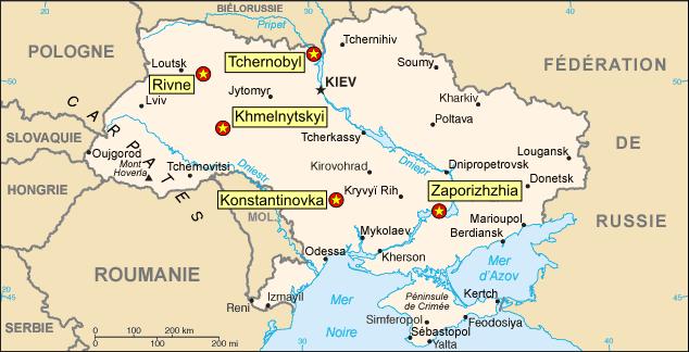 Baleset egy ukrán atomerőműben