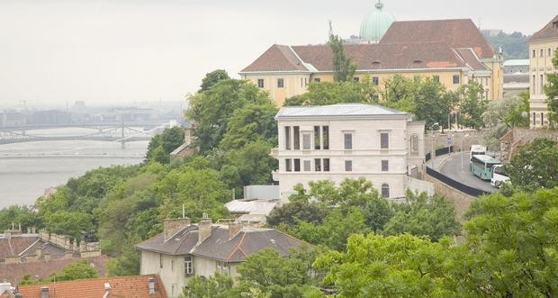 Az MNB megvette az ország legdrágább házát (3.)