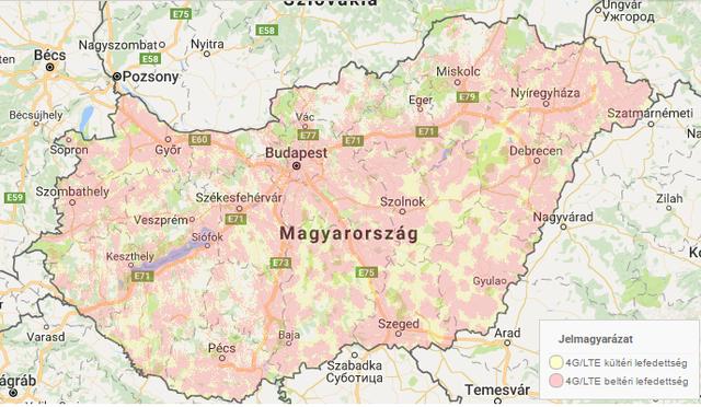 vodafone lefedettségi térkép Telekom, Telenor, Vodafone, kié a legnagyobb? | PORTFOLIO.HU vodafone lefedettségi térkép