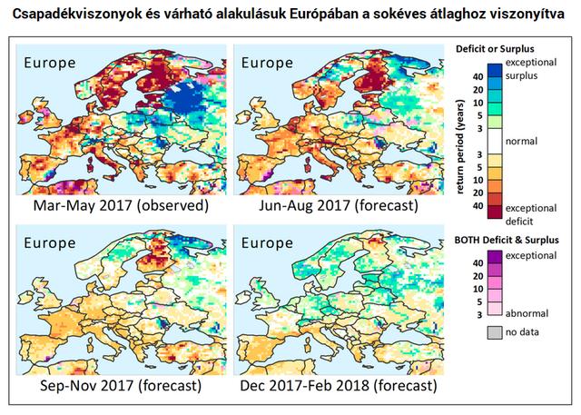 Évtizedek óta nem látott időjárás sújtja Dél-Európát
