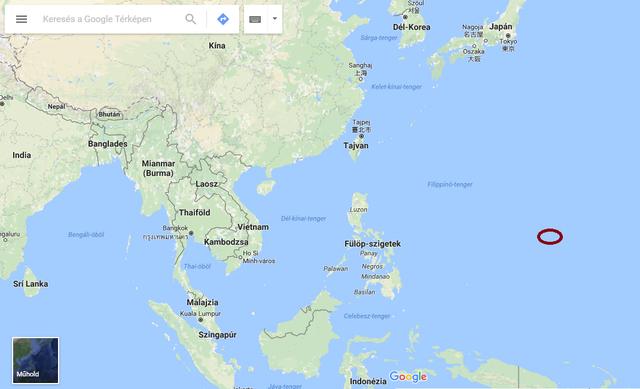 észak korea térkép Észak Korea egy amerikai területre mért rakétacsapással  észak korea térkép