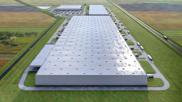 Magyarország legnagyobb raktárát építi fel az Auchan