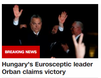 Nagyot szól a világsajtóban a Fidesz kétharmados győzelme
