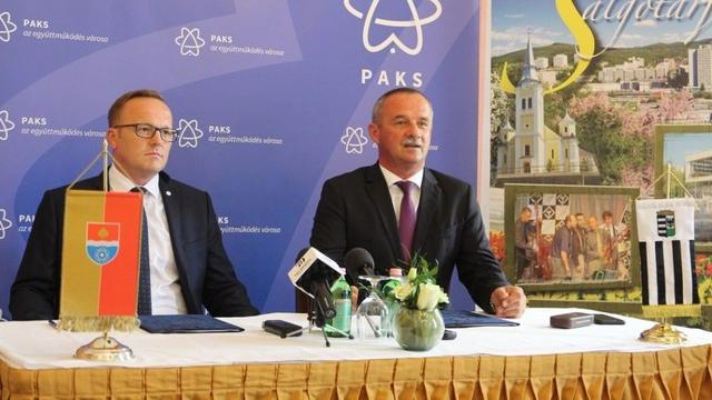 Grandiózus jövőbeli terveket jelentett be két magyar város