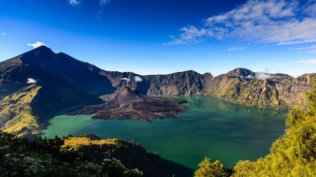 Magasabbra került az indonéziai Lombok szigete