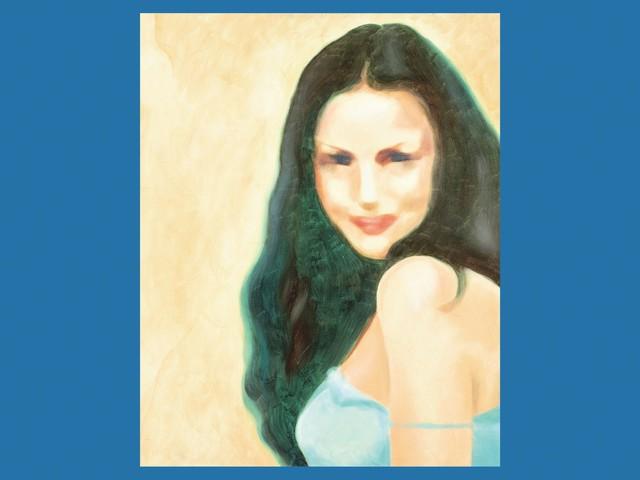 Személyes vonások - modellek és festők viszonya a kortárs művészetben