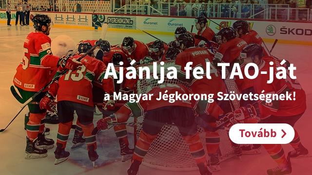 A magyar jégkorong fejlődik: miért éri meg nekik felajánlani a TAO-t?