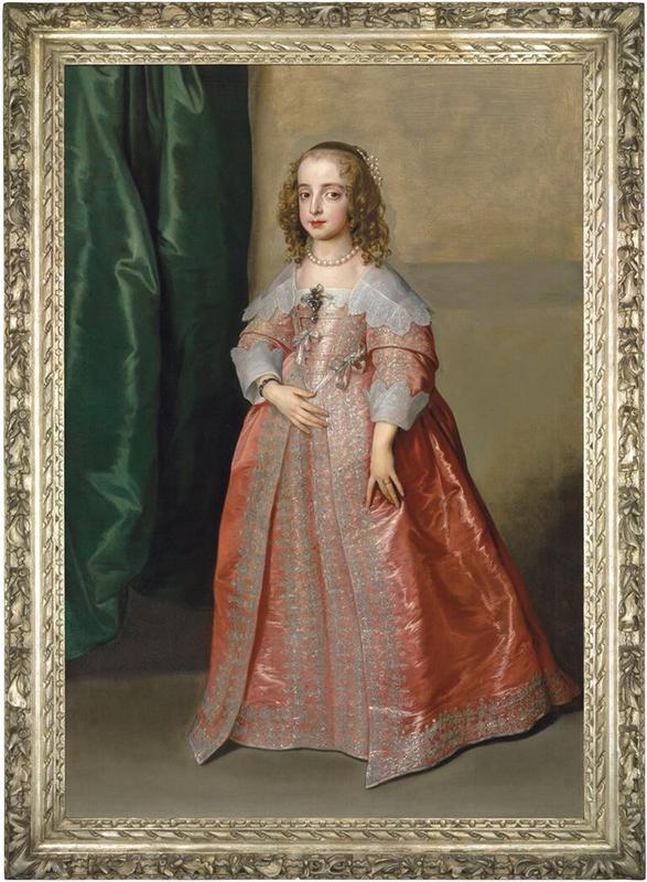 Aukción vásárolt Van Dyck-festményt a Szépművészeti Múzeum