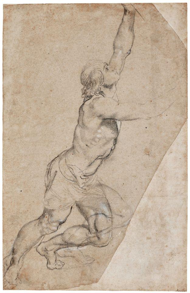 Rekordáron kelt el a holland királyi család Rubens-tanulmánya