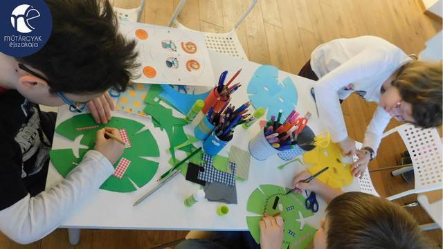 Alkotó műhelyek kicsiknek és nagyoknak - gyermekprogramok a Műtárgyak Éjszakáján
