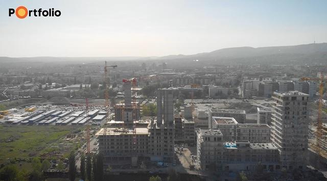 Amit még nem láttál: ilyen a kilátás a BudaParton 15 emelet magasan