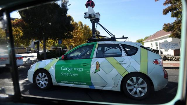b2d3cfc836 Az árokban kötött ki a Google Street View magyarországi autója ...