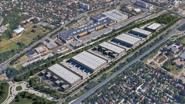 Hatalmas fejlesztés készül a Campona mellé - Ez lehet a budapesti e-kereskedelem központja?