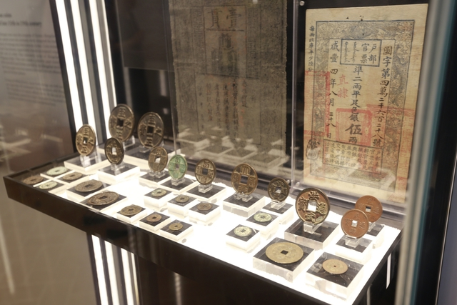 Hogy jön az ősi pénzérme az Alipay-hez?