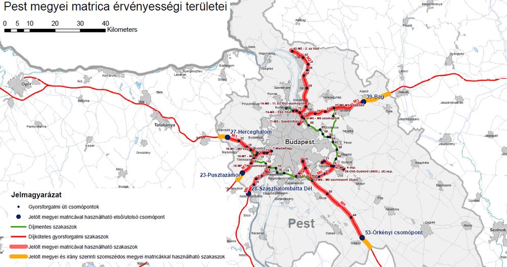 budapest megyei matrica térkép Megérkeztek a fontos térképek a megyei matricákhoz! | PORTFOLIO.HU budapest megyei matrica térkép