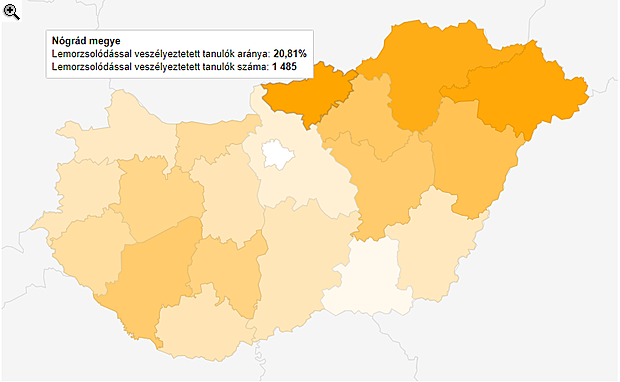 b9a1719539 Elkeserítő adatok érkeztek a magyar iskolarendszerről | PORTFOLIO.HU