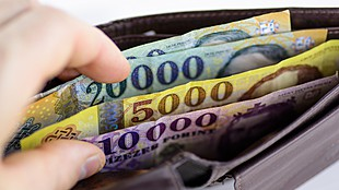 Hungarians still pay by cash out of habit, survey finds