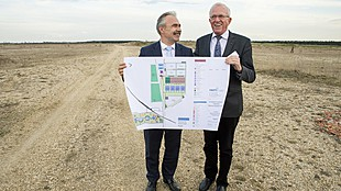 One of the largest investments in Hungarian history announced