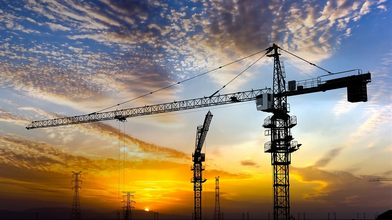 Pörög az építőipar, pörög a gazdaság – De a növekedésnek ára van!