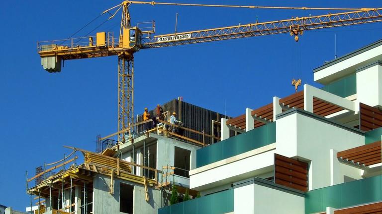 Jelentős visszaesés jöhet az építőiparban – Kijöttek a legfrissebb számok