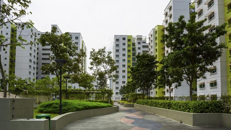 Ezekben a kerületekben biztos nincs hiány új lakásból
