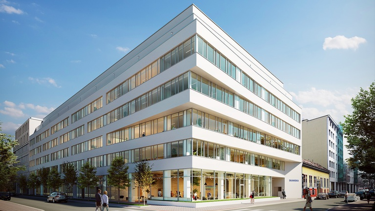 Dél-koreai befektető vásárolt irodaházat a Váci úti folyosón