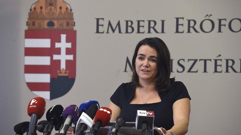 Novák Katalin: csak formális hitelbírálat kell a kamatmentes 10 millióhoz