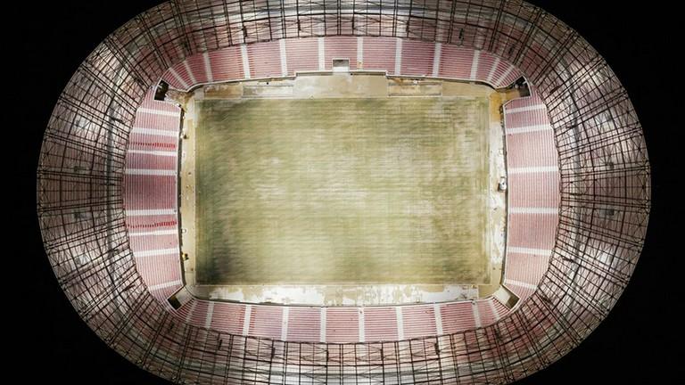 Látványos képeken az új Puskás Stadion